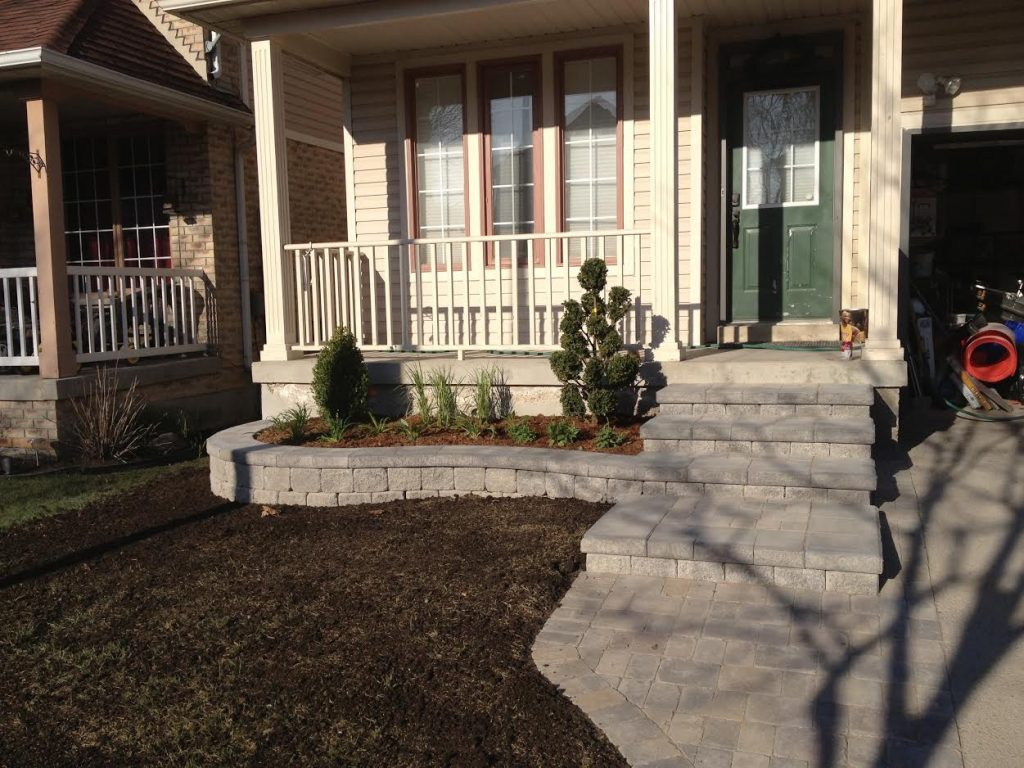 Oshawa Landscaping design company providing landscaping in Durham Region and Ontario