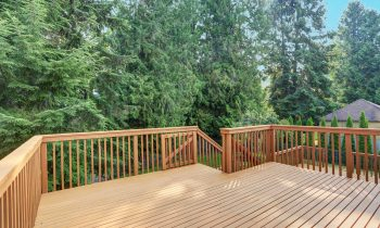 Multi-Layered Deck: Multilevel Deck – Sunken Deck and Landscape Planning