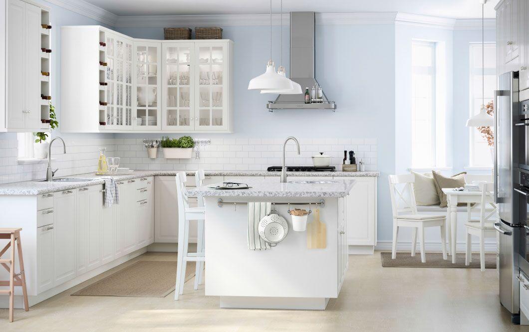 IKEA Kitchen Installation - Installing IKEA Kitchens - Manulock ...